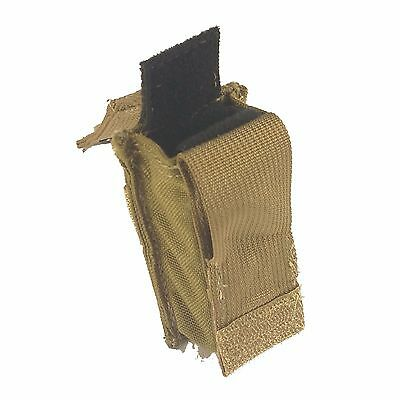 New 1911 .45 Cal Single Mag Pouch Pistol Coyote Eagle Industries MARSOC SFLCS
