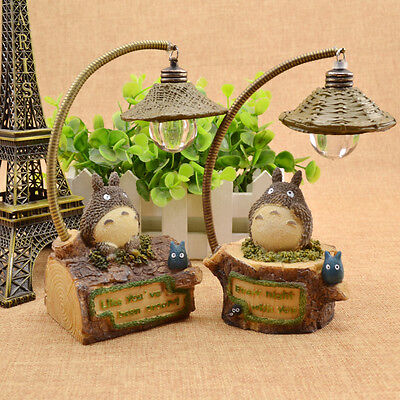 Cute Totoro LED Light Table Lamp My Neighbor Totoro Desk Lamp Home Room Decor1PC