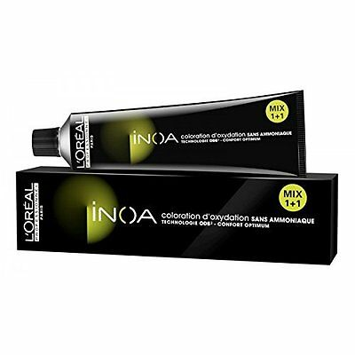 L'Oreal INOA Hair Colour 60ml - 6.0