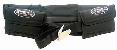 Padded Pouch Type Weight Belt - Beaver Sports - Including Buckle