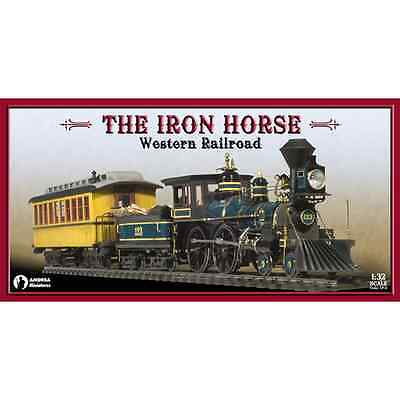 AM-LP11 - AndreaMiniatures: The Iron Horse - Western Railroad