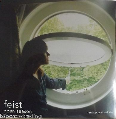 Feist Open Season Vinyl Lp Sealed Breakbeat
