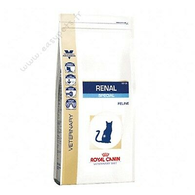 Royal Canin Cat Renal Special RSF26 2 X 4 kg