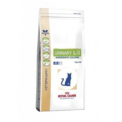 Royal Canin Urinary S/O Moderate Calorie UMC34 Chats 7 kg