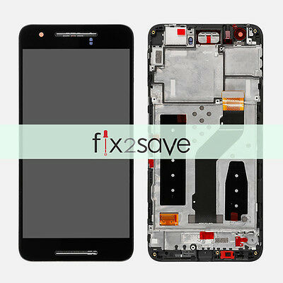 OEM Huawei Google Nexus 6P LCD Display Touch Screen Digitizer + Frame Assembly