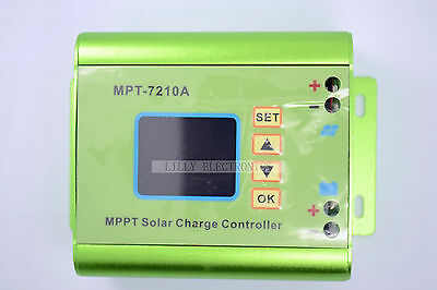 MPT-7210A  Solar Controller Street Home Charging System to Adapt to 24/36/48/60