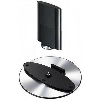 Hot Compact Vertical Stand Holder Black For PS3 Super Slim Console CECH 4000