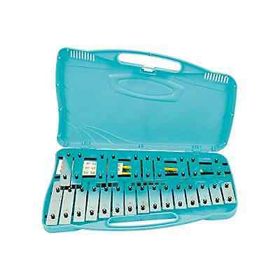 Lyons 25-Note Xylophone Glockenspiel with Case