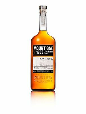 Mount Gay Black Barrel Barbados Rum 700ml