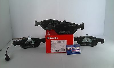 P23070 Brembo Kit 4 Pastiglie Pattini Freno Ant Fiat Barchetta (183)1.8 16V 96Kw