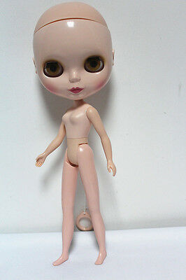 "12/"" Neo Blythe Nude Doll  Bald Joint Body Nude Doll  from Factory  JSB01"