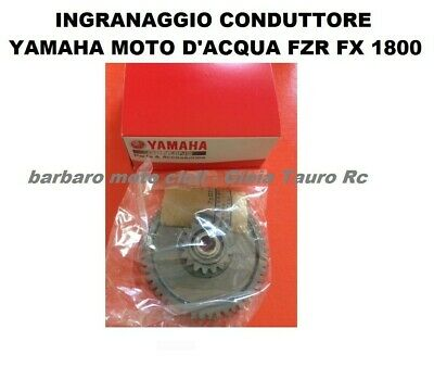 Ingranaggio Conduttore Gear Yamaha Fx Fzr 1800 Acquascooter Water Scooters