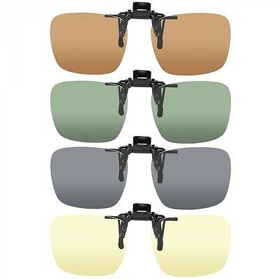 Gafas De Sol Pol Polo Tapa Clipon Clip On's Polarizadas 20260-2