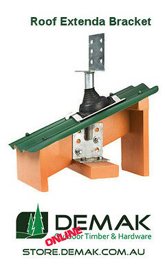 Roof Extenda Bracket with Weather Seal - Standard Height