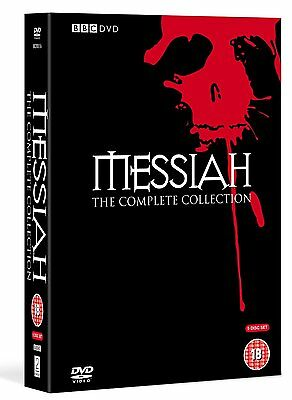 Messiah: The Complete Collection UK Series 1-5 [BBC] (DVD)~~~~NEW & SEALED