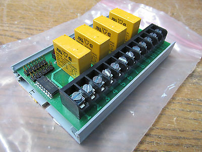 UNUSED NOS Consolidated Electric 601210-01 Circuit Board CMZ30 TU219A 701993-01A