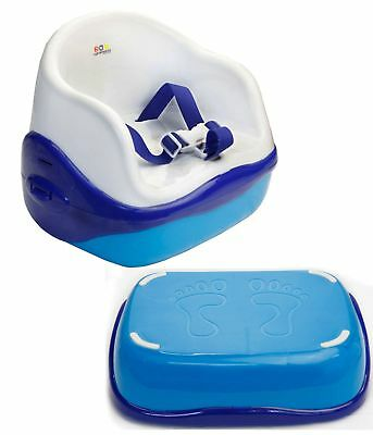 Kid's Booster Seat & Stool | Combination Booster Seat & Stool Set