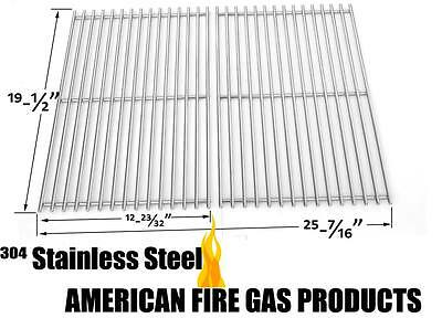 7528 Stainless Steel Cooking Grates For Weber Genesis E and S series