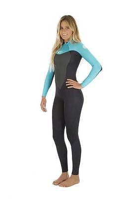Rip Curl Omega Womens 3/2 GBS Summer Wetsuit 2017