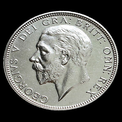 1927 George V Silver Proof Florin – Rare
