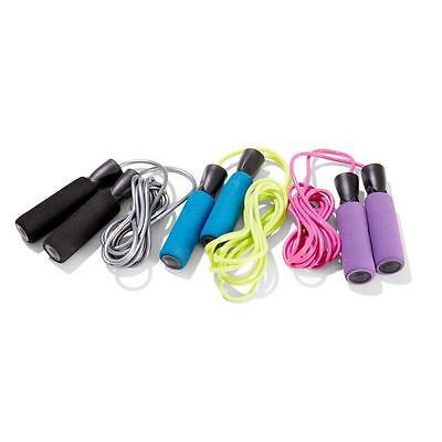 Quality Weighted Speed Skipping Gym Boxing Jump Rope Ball Bearing Adjustable