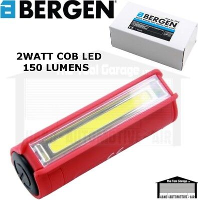 BERGEN Tools Super Bright Mini Inspection LED Light Torch NEW 5372