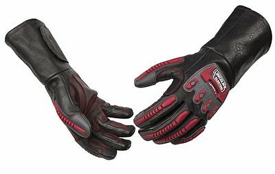Lincoln Electric Roll Cage Welding Rigging Gloves K3109-XL