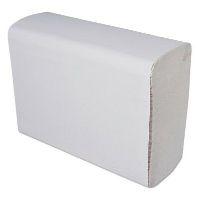 Multi-Fold Paper Towels, 1-Ply, White, 9 1/4 x 9 1/4, 250/Pack - GEN 1940