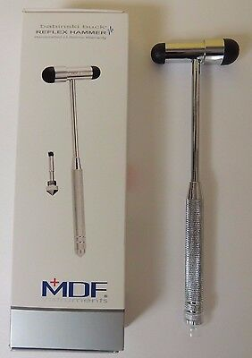 MDF 515BT MDF11 Babinski REFLEX HAMMER Noir Black - New In Box!