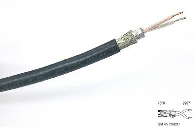 10' Belden 9207 Twinax 100 Ohm Network Cable, 10 Foot Length ~ IBM P/N 7362211