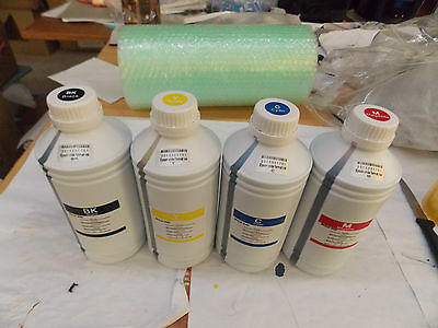 4 * 1Ltr Wide Format  Dye Ink For Epson Printers