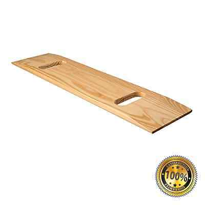 Mabis Dmi Healthcare Deluxe Wood Transfer Board, Southern Yellow Pine