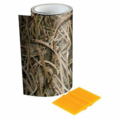 Mossy Oak Graphics Camouflage Shadow Grass Blades Tape Roll 3M Premium Vinyl