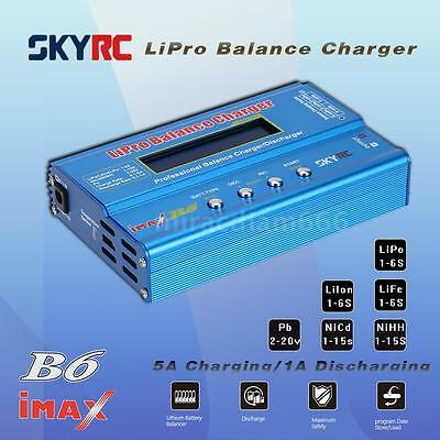 Original SKYRC iMAX B6 Multi-functional LiPro Balance Charger/Discharger W7V7