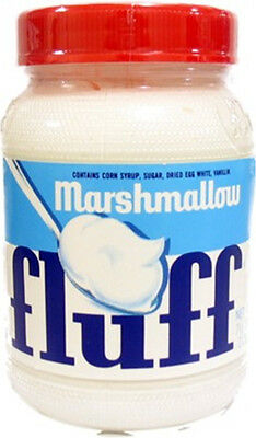 Marshmallow Fluff Original 213g USA IMPORT Free UK Delivery