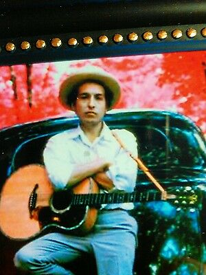 Bob Dylan small 6 by 8 inch framed photo 4 x 6 print free shipping