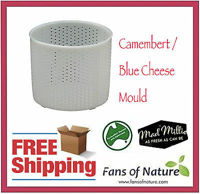 Camembert / Blue Cheese Mould by Mad Millie