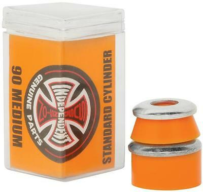 Independent Bushings 90A Medium Orange Indy Bushings Skateboard Truck Rubbers