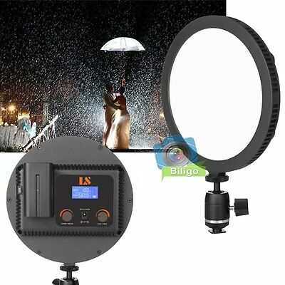 Ultra -Thin C-200R 5600K Daylight Photography Studio LED Edge Video Light【UK】