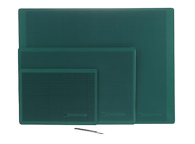 West Cutting Mat A3 Drawing Artwork Green 45x30cm High Quality New