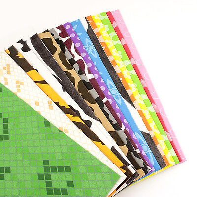 A4 Foam Coloured Sheets - Pack of 8 - Individual Colours and Styles