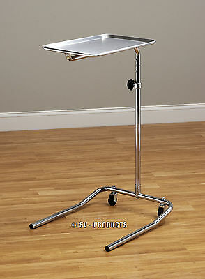 Mayo Doctor Medical Instrument Stand with Tray - 221