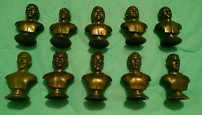 10 x corinthians the fa gold busts England team 2006