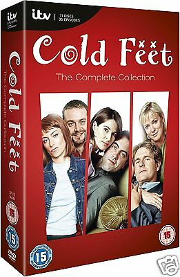 Cold Feet: The Complete Collection, Series 1+2+3 [BBC] (DVD)~~~~~NEW & SEALED