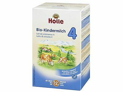 Holle Organic Baby Infant Formula Stage 4 (4 BOXES - ONLY $25.99 PER BOX)