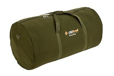 Oztrail Canvas Swag Carry Bag Suits Mitchell King Single Genuine Heavy Duty