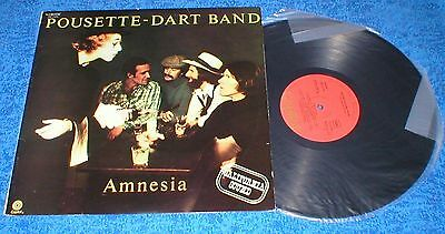 POUSETTE-DART BAND SPAIN LP 1977 AMNESIA Soft Country Classic Rock Excelente !!!