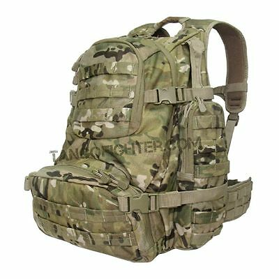 CONDOR #147 MultiCam MOLLE Urban Patrol Pack Hiking Backpack Go Bag