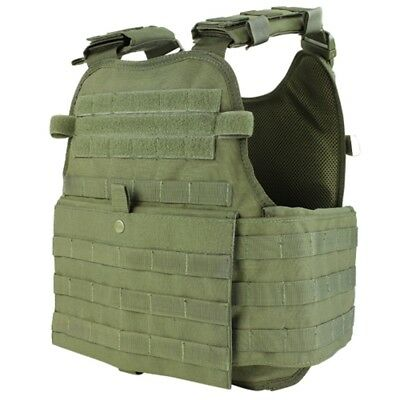 CONDOR MOPC MOLLE Operator Plate Carrier Body Armor Carrier Vest Chest Rig OD