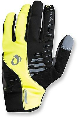 NEW! Pearl Izumi Elite Cyclone Gel Cycling Men's Gloves 14141407 Yellow Large